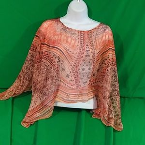 Style & company gorgeous scarf/coverup